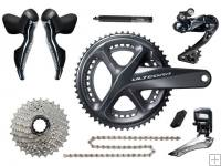 Shimano Ultegra DI2 R8050 11 Speed Groupset