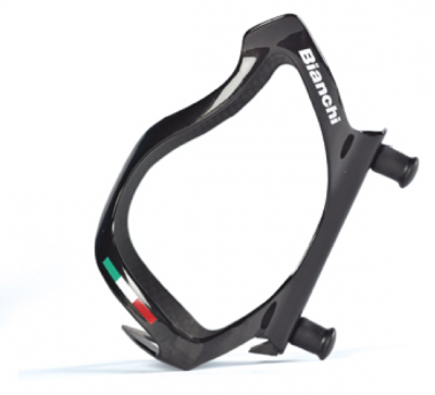 Bianchi Performance Carbon Cage Black