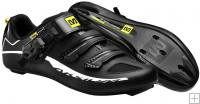 Mavic Aksium Elite Maxi Shoes Black