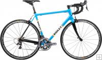 Ridley Helium 40 Retro Belgium Blue Ultegra Mix Bike 2016