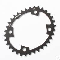 Osymetric Road Inner Chainring for Shimano 4 Bolt