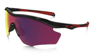 Oakley M2 Frame XL Cycling Sunglasses - Prizm Road Lens