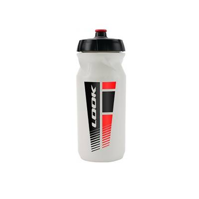 Look White 650ml Water Bottle
