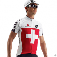 Assos Swiss Federation Short Sleeve Jersey 2014