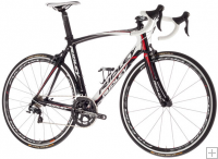 Ridley Noah RS Ultegra 11-Sp 1304B Bike Black White Red 2014