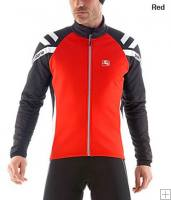 Giordana Tech Silverline Windtex Jacket Red E688