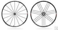 Campagnolo Shamal Ultra 2 Way Dark Label Wheels Campagnolo
