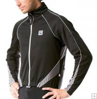 Santini 365 Run Windstopper Soft Shell Jacket
