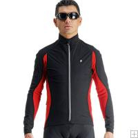 Assos iJ haBU Jacket Red Swiss