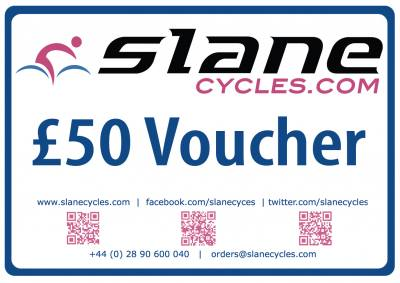 Slane Cycles Gift Voucher (50)