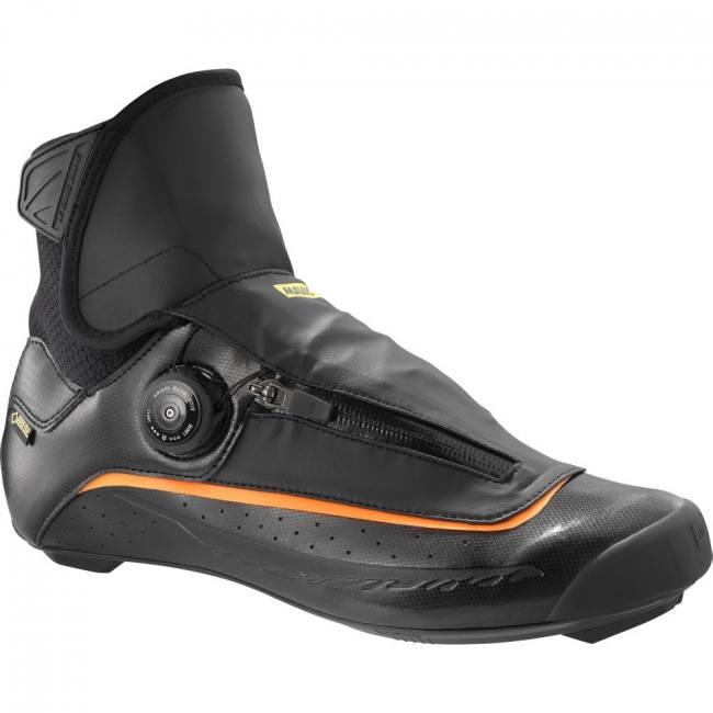 Mavic Ksyrium Pro Thermo Shoes Black