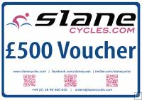 Slane Cycles Gift Voucher (500)