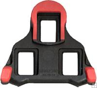 Shimano SPD SL Cleats Red (Fixed)