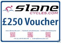 Slane Cycles Gift Voucher (250)