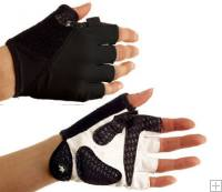 Assos Lady Summer Gloves Black