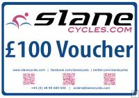 Slane Cycles Gift Voucher (100)