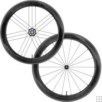 Campagnolo Bora 60 WTO 2 Way Fit Wheelset