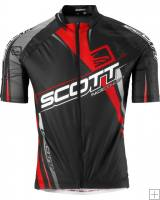 Scott RC Pro Short Sleeve Jersey (Black/Red) 2010