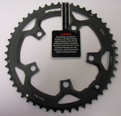 FSA Pro Road Chainring 50 Tooth N10/11 110 BCD