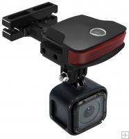 Guee B Camera Mount With Integrated Light