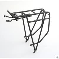 M Part Summit Alloy Rear Pannier Rack Black