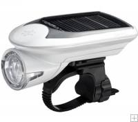 Cateye EL020 Solar Hybrid Light