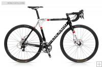 Colnago World Cup SL Cyclocross Bike 105 Black 2016