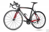 Pinarello Dogma 65.1 Frameset Black Red Shiny 881