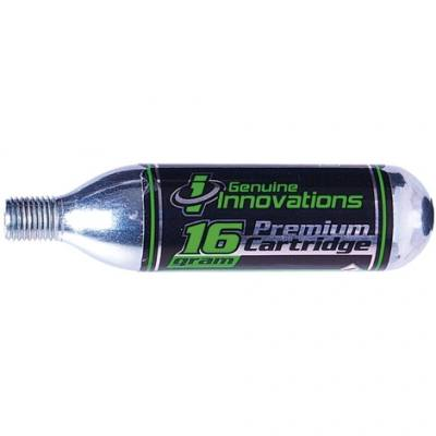 Genuine Innovations Co2 16g Threaded Cartridge