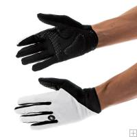 Assos Long Summer Gloves White