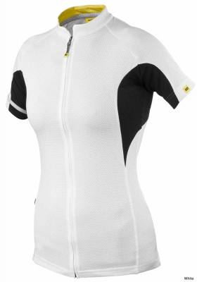Mavic Meadow Women's Jersey White