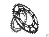 Rotor Q Cyclocross Outer Chainring 110 BCD 5 Bolt