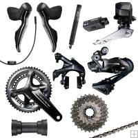 Shimano Dura Ace DI2 R9150 Groupset