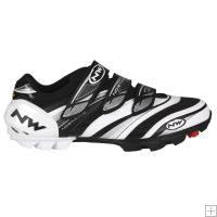 Northwave Lizzard Pro 2010 White/Black MTB