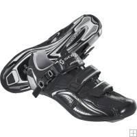 Scott Road Pro Shoes Black Gloss