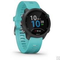 Garmin Forerunner 245 Music GPS Watch Aqua