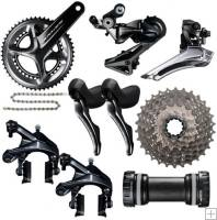 Shimano Dura Ace R9100 Groupset