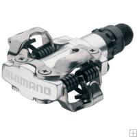 Shimano Pedals PD-M520 MTB SPD pedals two sided mechanism si