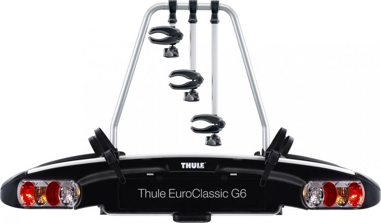 thule 929 euroclassic g6 3 bike towball carrier 13 pin. Black Bedroom Furniture Sets. Home Design Ideas