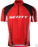 Scott Authentic Short Sleeve Jersey Red
