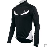 Pearl Izumi Elite Thermal L/S Jersey Black/White