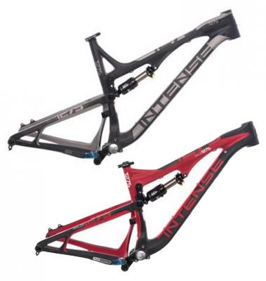 Intense Tracer 275 Carbon Frame with Fox Float CTD Shock
