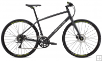 Whyte Portobello Bike - Matt Granite with Grey/Green - 2016