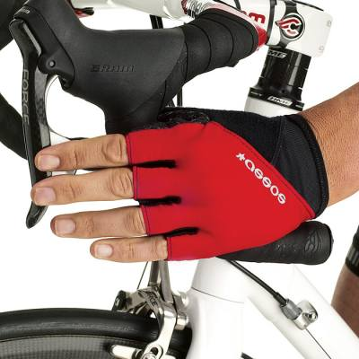 Assos Summer Gloves Red