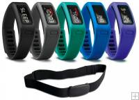Garmin Vivofit Fitness Band with Heart Rate Monitor