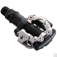 Shimano Pedals PD-M520 MTB SPD pedals two sided mechanism bl