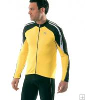 Giordana Technical Blend Silverline L/S Yellow E628