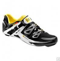 Mavic Zxellium Shoes Black / White 2014