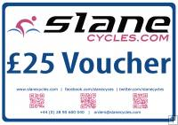 Slane Cycles Gift Voucher (25)