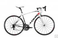 Look 566 105 Compact Bike White/Black